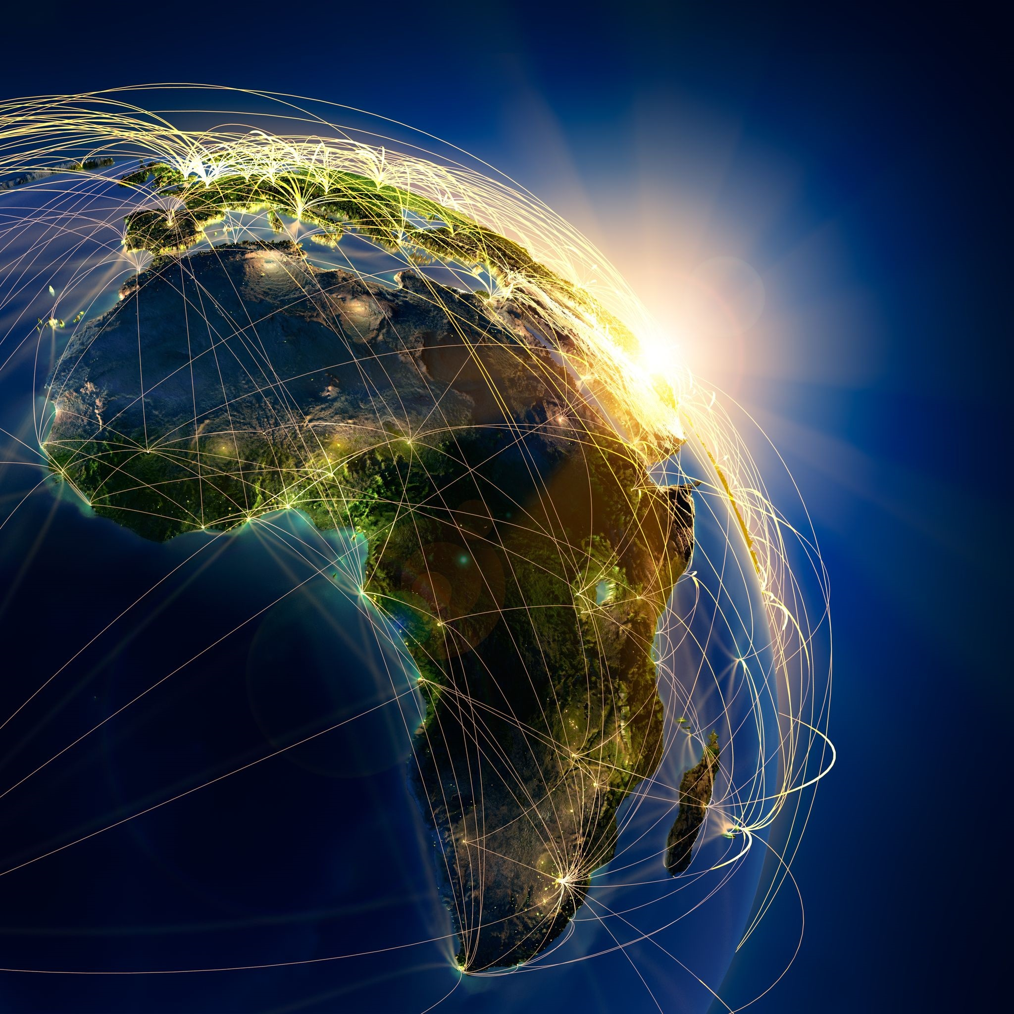 Leveraging on Technology to Promote Local Content in Africa.